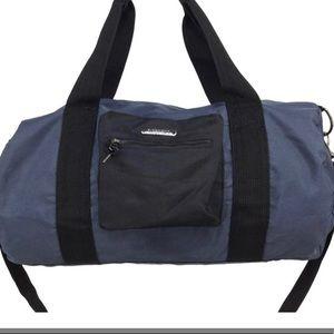 Givenchy nylon luggage  gym bag like new